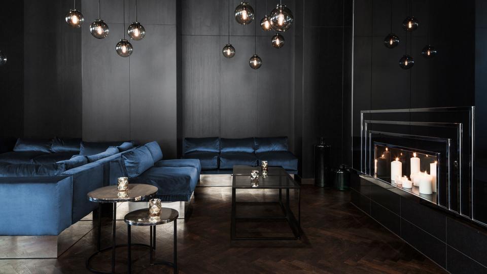 Hotel Amano Grand Central Berlin Bistro Lounge