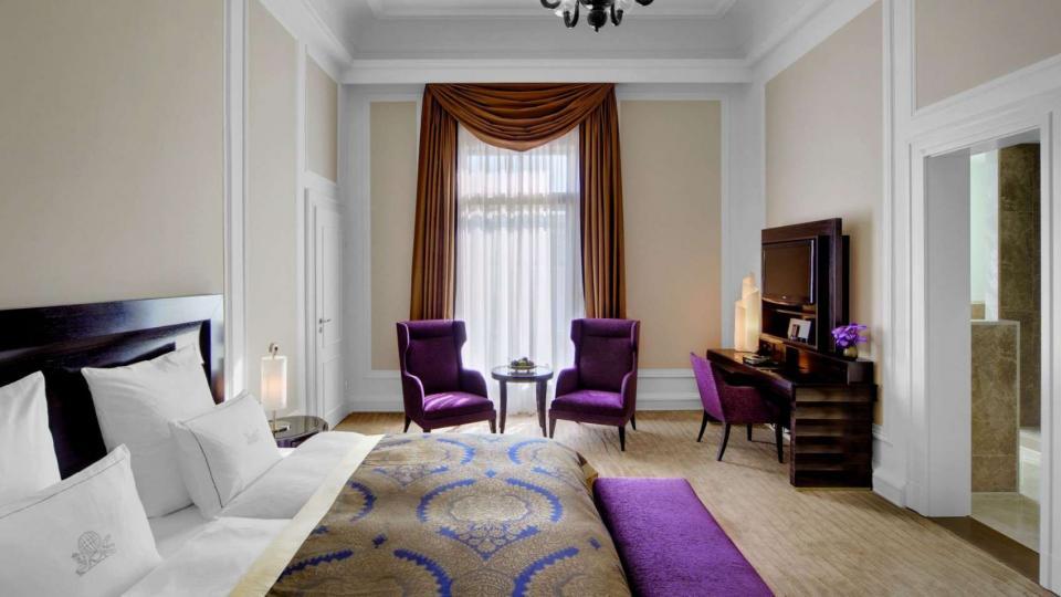 Hotel Atlantic Kempinski Hamburg deluxe suite