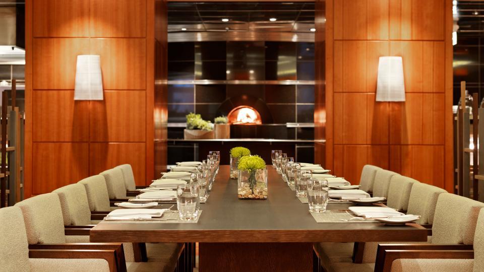 Park Hyatt Hamburg apples restaurant chefs table