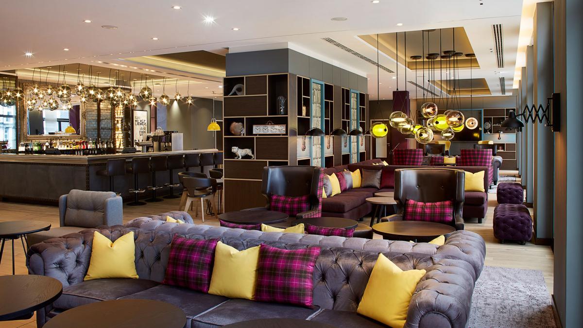 Premier Inn Frankfurt relax zone