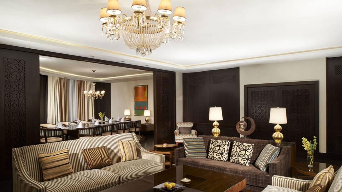 Rixos Borovoe suite living room