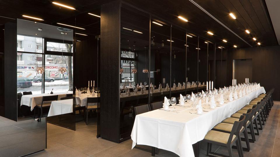 Sana Hotel Berlin restaurant