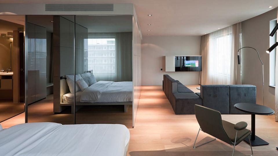 Sana Hotel Berlin suite