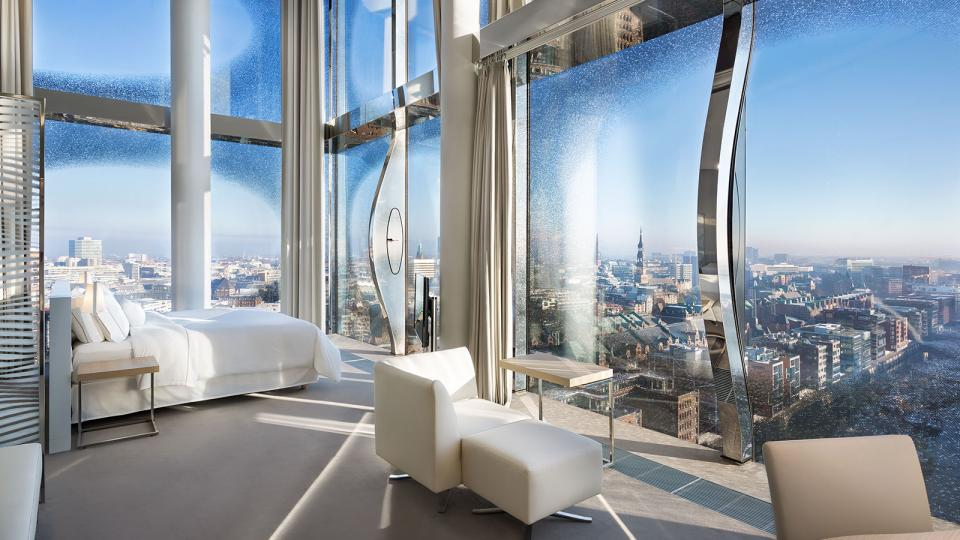 The Westin Hamburg panorama suite