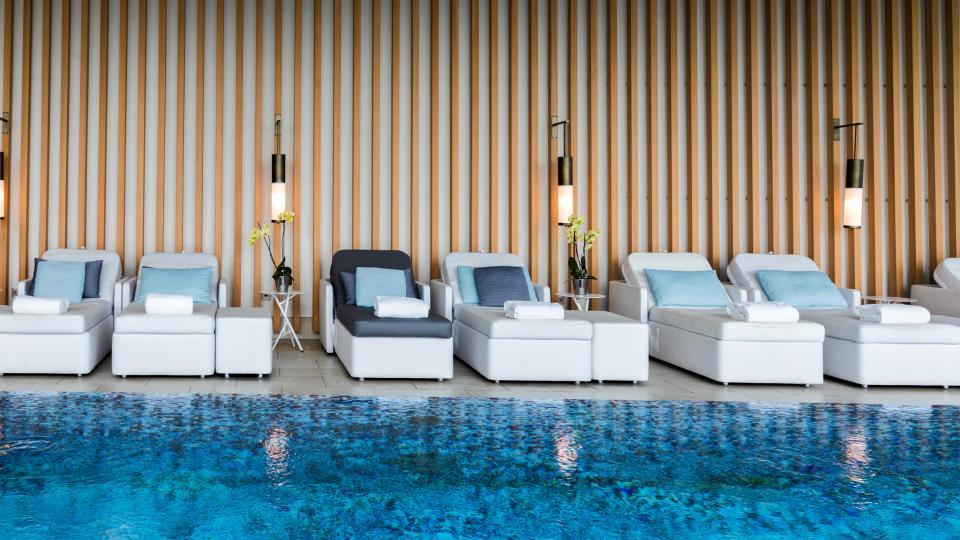 The fontenay spa pool innen