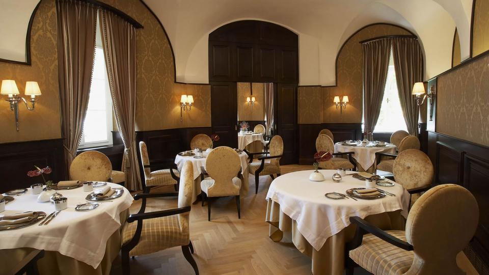Schlosshotel Velden restaurant