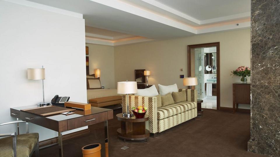 Schlosshotel Velden room