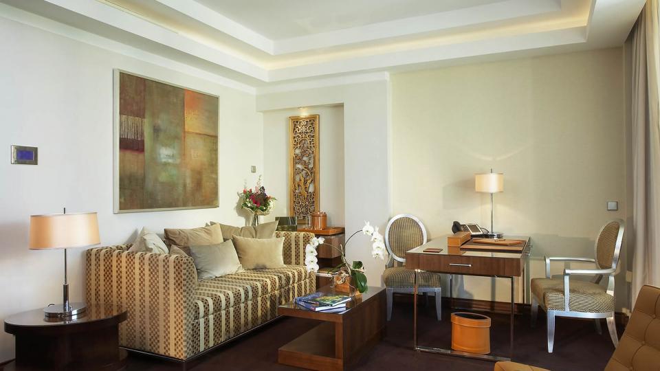 Schlosshotel Velden suite