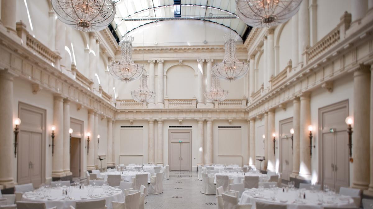 Rocco Forte Du Rome Berlin ballroom