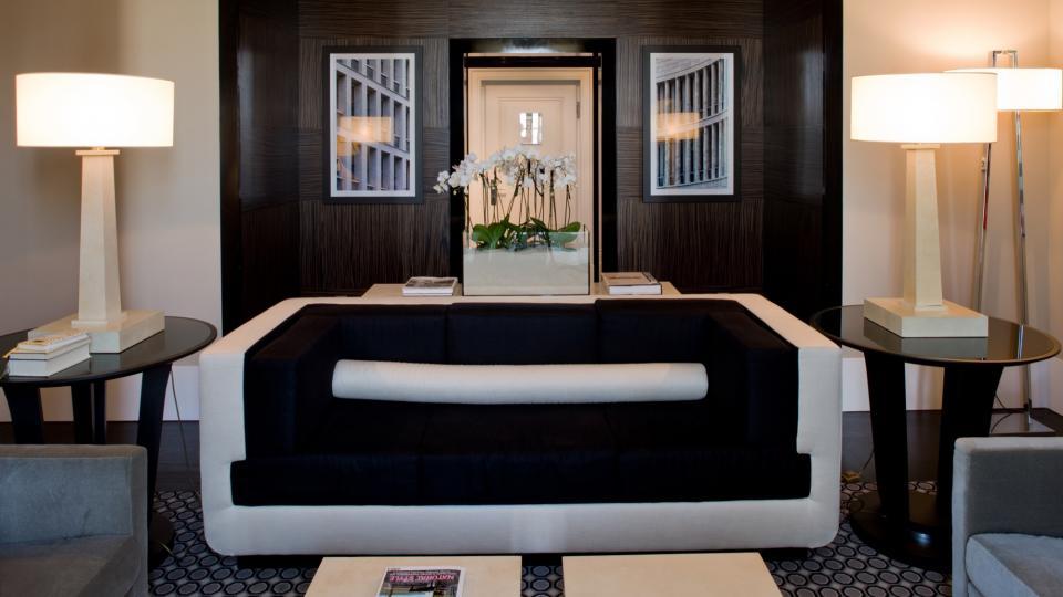 Rocco Forte Du Rome Berlin superior deluxe room