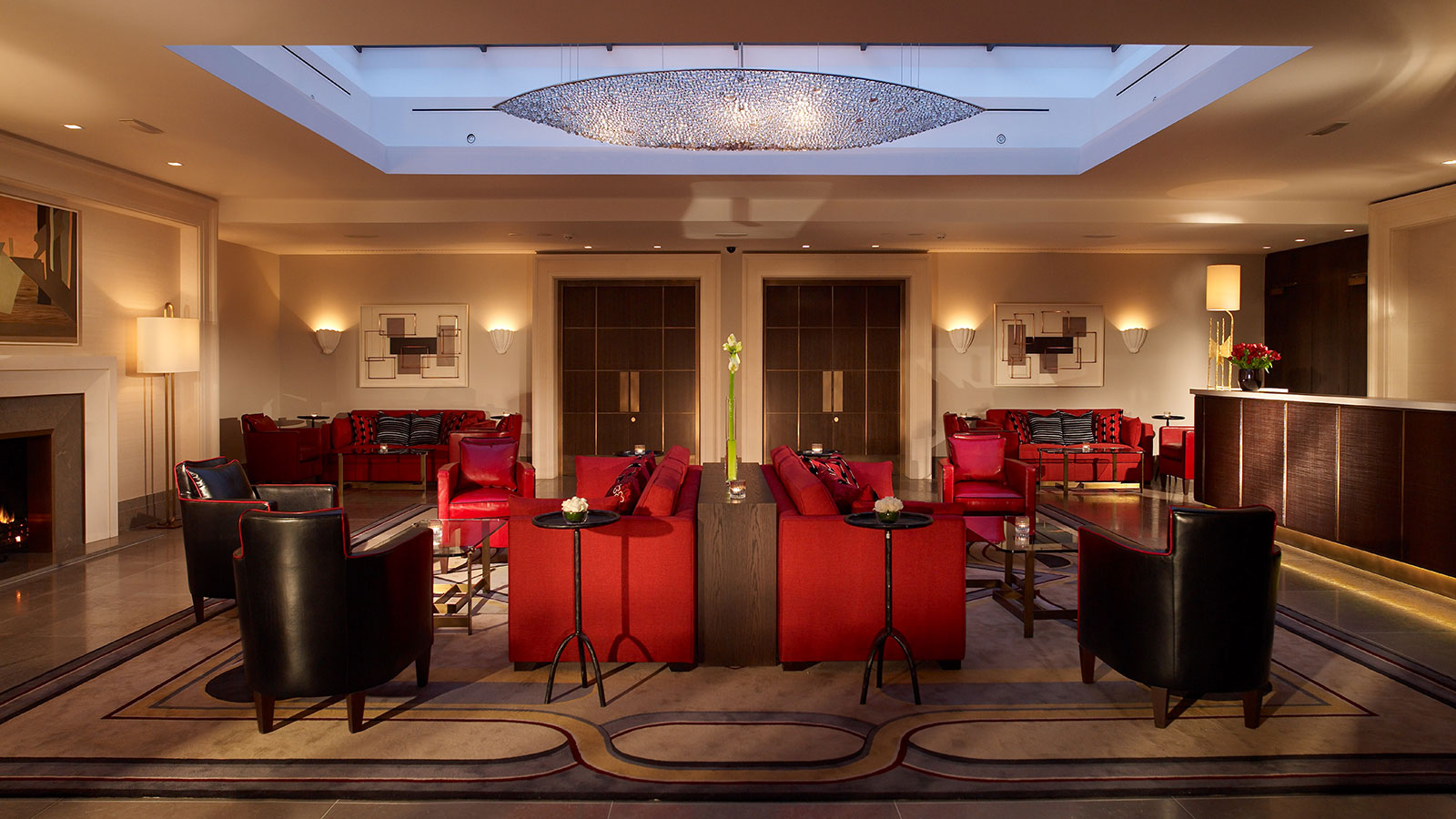 Bild zu:  The Augustine Hotel Prag